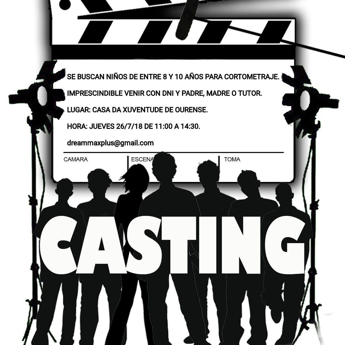 Casting en Ourense